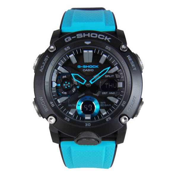 Casio Sports Watch GA-2000-1A2