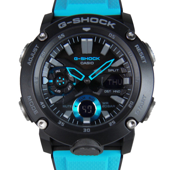 Casio G-Shock Watch GA-2000-1A2