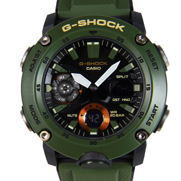 Casio G-Shock Watch GA-2000-3A