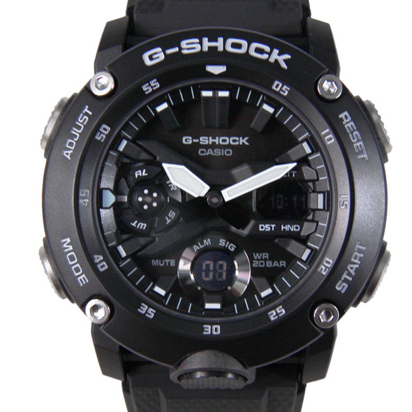 Casio G-Shock Watch GA-2000S-1A