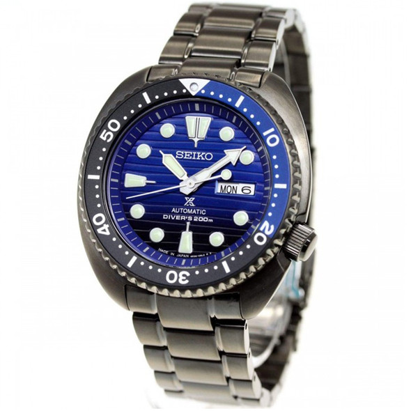 Seiko SBDY027 Prospex Turtle Watch