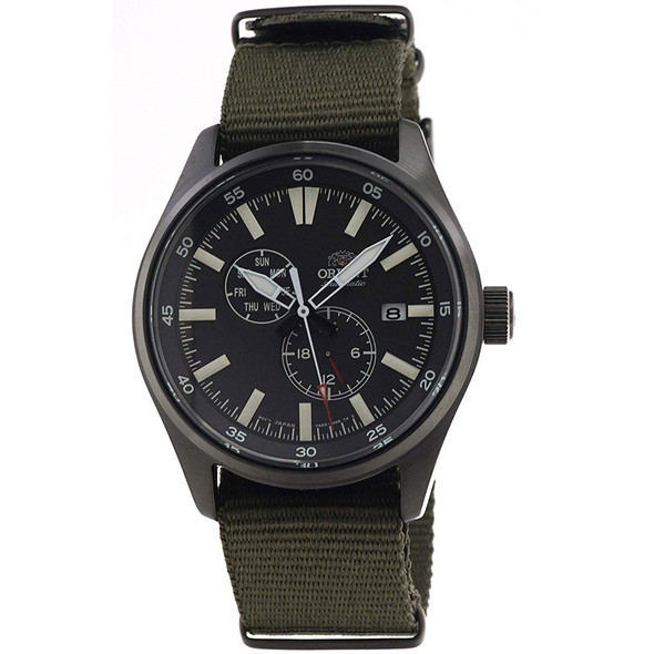 Orient Defender II Watch RA-AK0403N10B