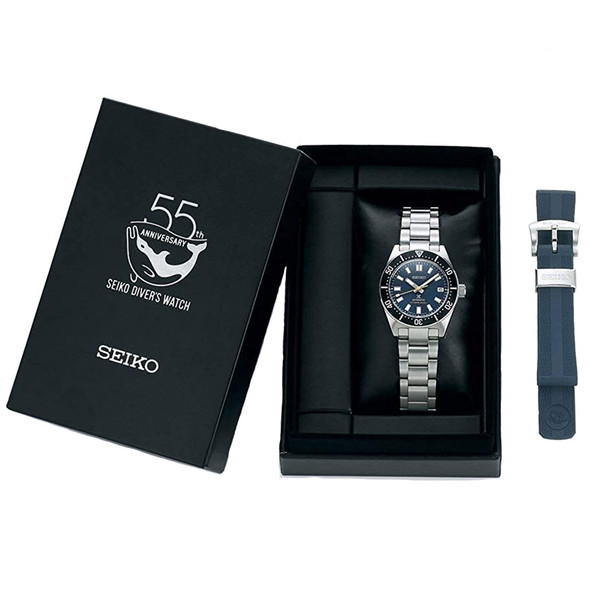 Seiko 55th Anniversary Watch SBDC107