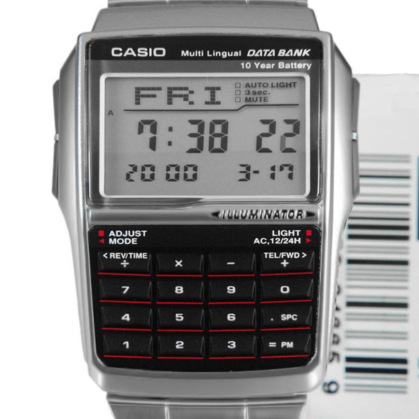 Casio Calculator Watch DBC-32D-1ADF