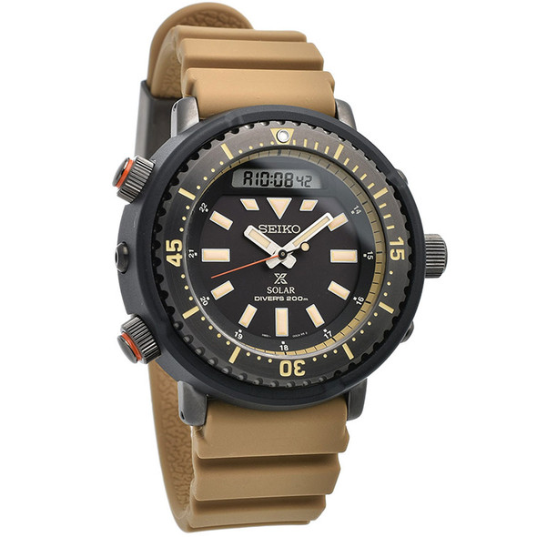 Seiko SBEQ007 Divers 200m Watch