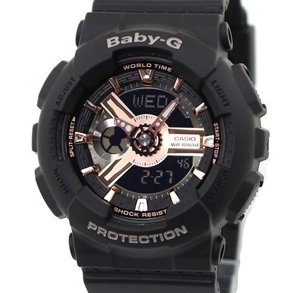 Casio Baby-G Watch BA-110RG-1A
