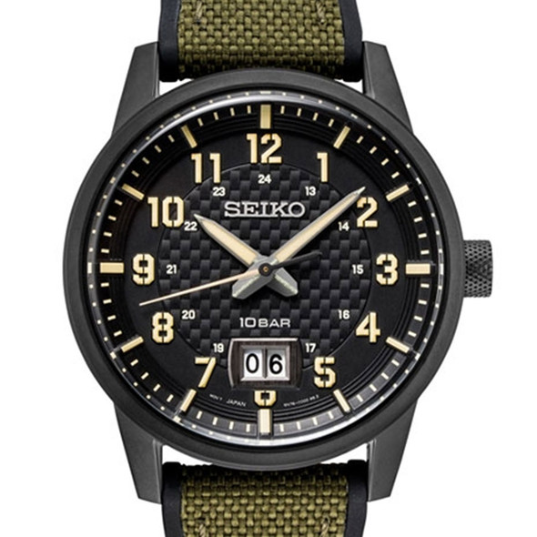 Seiko Quartz Watch SUR325P1
