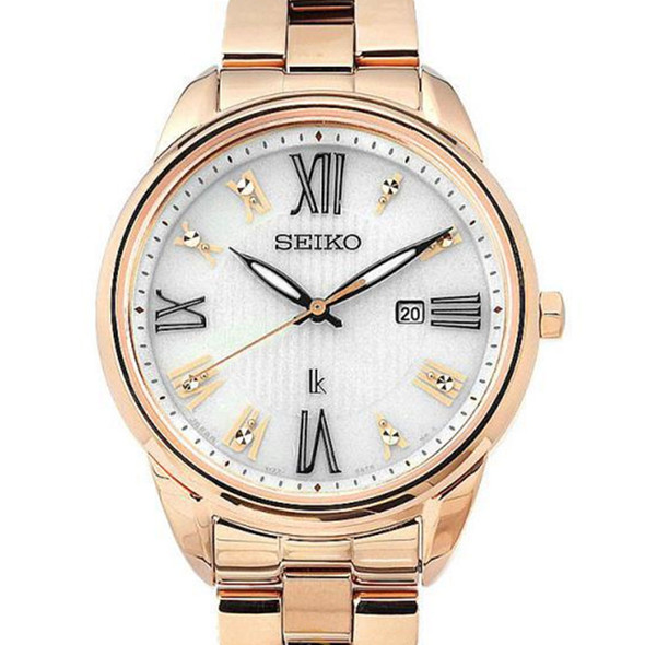 Seiko Solar Watch SUT364J1