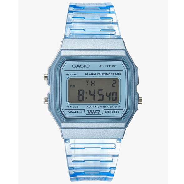 Casio F-91WS-2D Watch