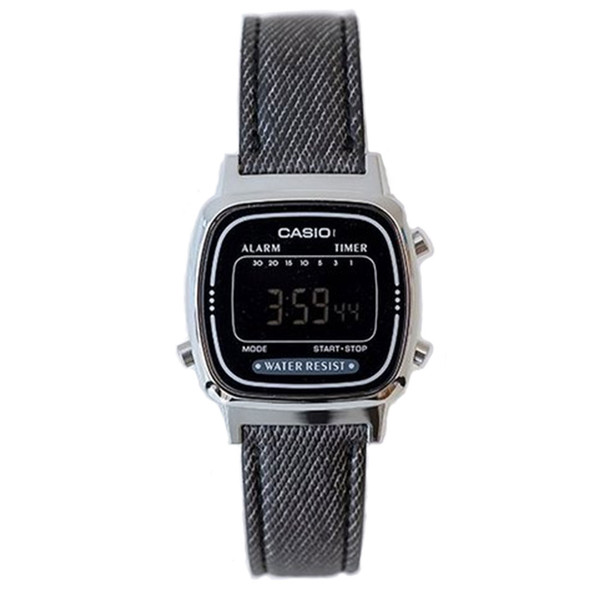 LA670WL-1B Casio Retro Watch