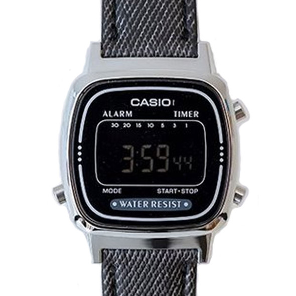 Casio Womens Watch LA670WL-1