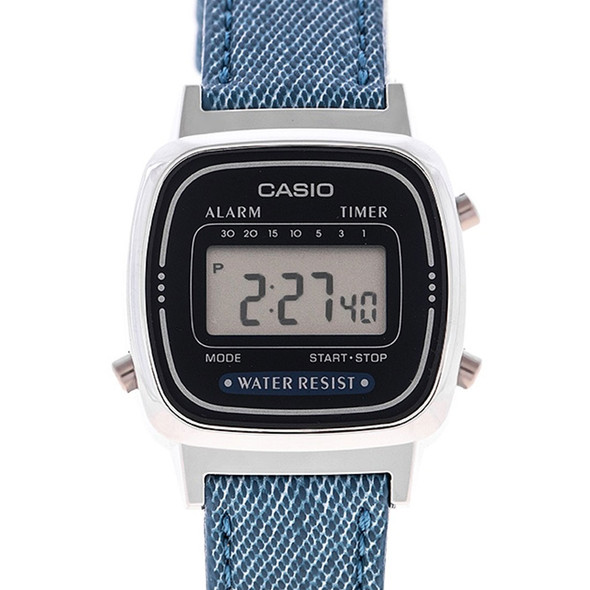 Casio Womens Watch LA670WL-2A2