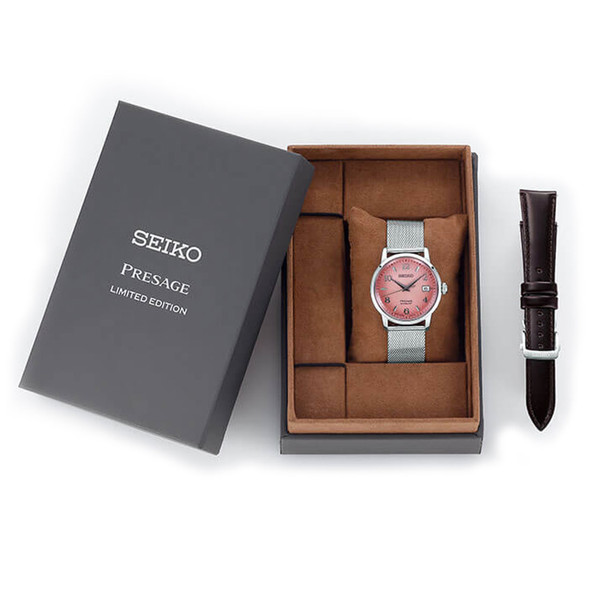 Seiko Limited Edition SARY169