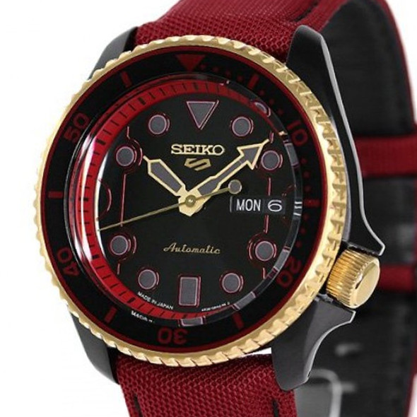 SBSA080 Seiko 5 Sports Limited Edition