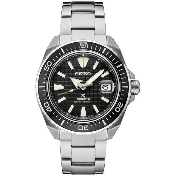 Seiko SRPE35 King Samurai Watch