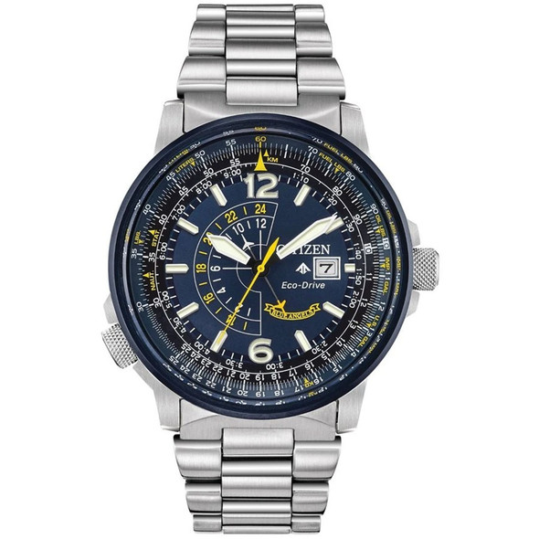 Citizen NIghthawk BJ7006-56L