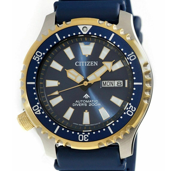Citizen Divers Watch NY0096-12L