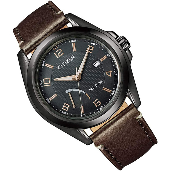 Citizen AW7057-18H Leather Watch