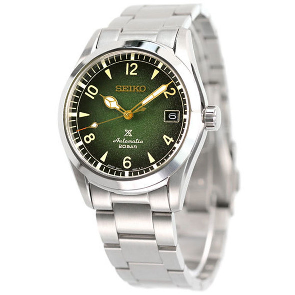 Seiko SBDC115 Alpinist Watch