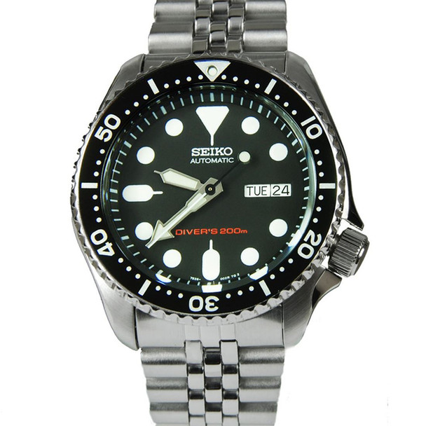 Seiko Mens SKX007K2 Divers Automatic Watch