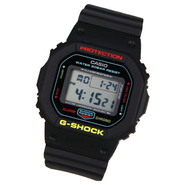 Casio G-Shock Watch DW-5600CMB-1D