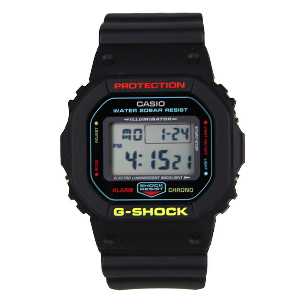 Casio Digital Watch DW-5600CMB-1D