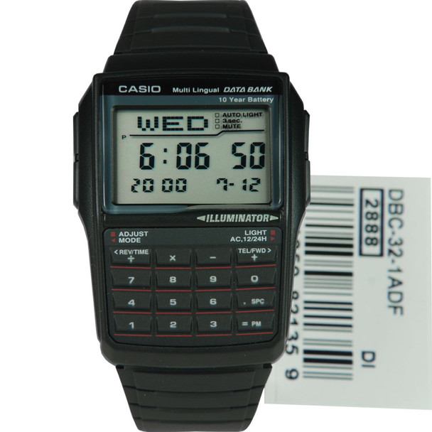 Casio Watch DBC-32-1ADF