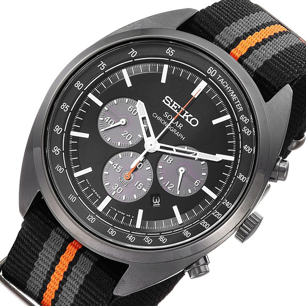 Seiko Chronograph Watch SSC669