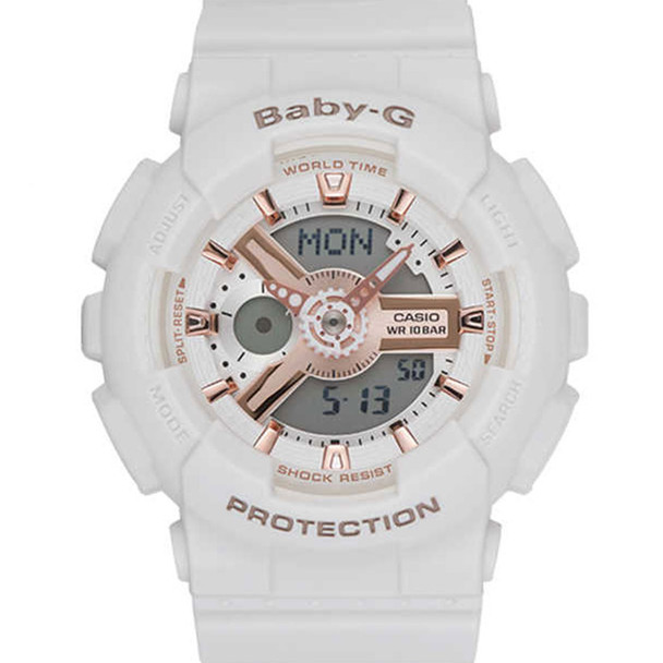 Casio Baby-G Watch BA-110RG-7A