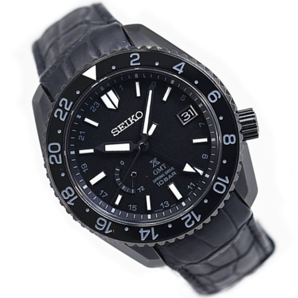 Seiko GMT Spring Drive Watch SBDB025