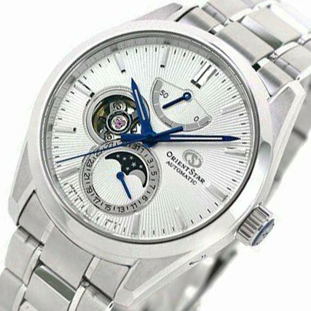 Orient Star Moon Phase Watch RE-AY0002S