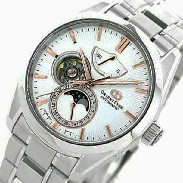 Orient Star Moon Phase Watch RE-AY0003S