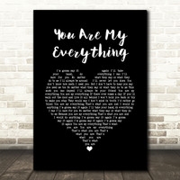 Script Madness Roblox Madness You Are My Everything Script Heart Song Lyric Quote Music Poster Print Red Heart Print
