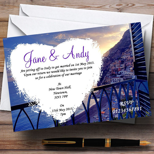 personalized wedding stationery wedding invitations page 1 red