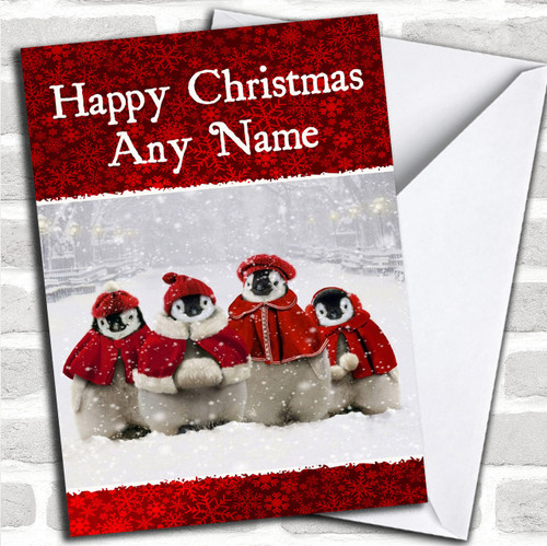 76a1cdf146ff9 Personalized Cards - Christmas Cards - Animal Christmas Cards - Page ...