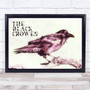 The Black Crowes Music Poster Retro Style Music Fan Song Lyric Wall Art Print