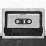 Any Song Lyrics Custom Music Script Cassette Tape Song Lyric Print
