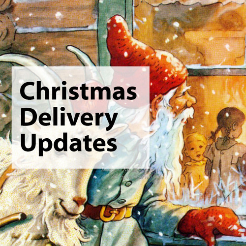 Christmas Shipping Updates