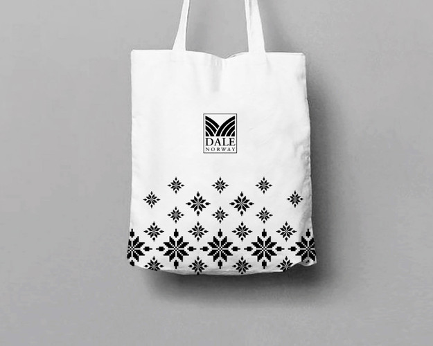 FREE DALE OF NORWAY SHOPPING TOTE WITH DALE PURCHASE, SHOP SMALL SATURDAY, 11/24/2018
