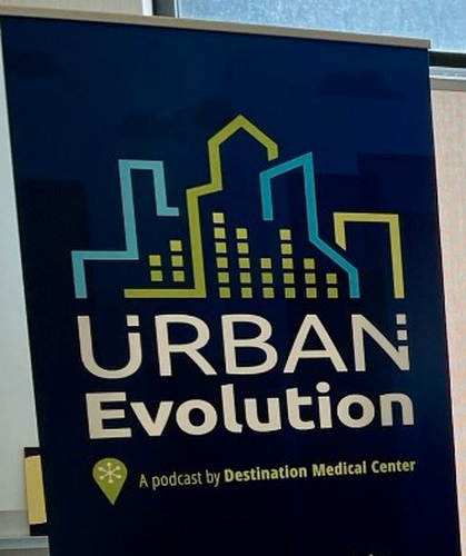 The Nordic Shop is featured in an Urban Evolution Podcast hosted by DMC