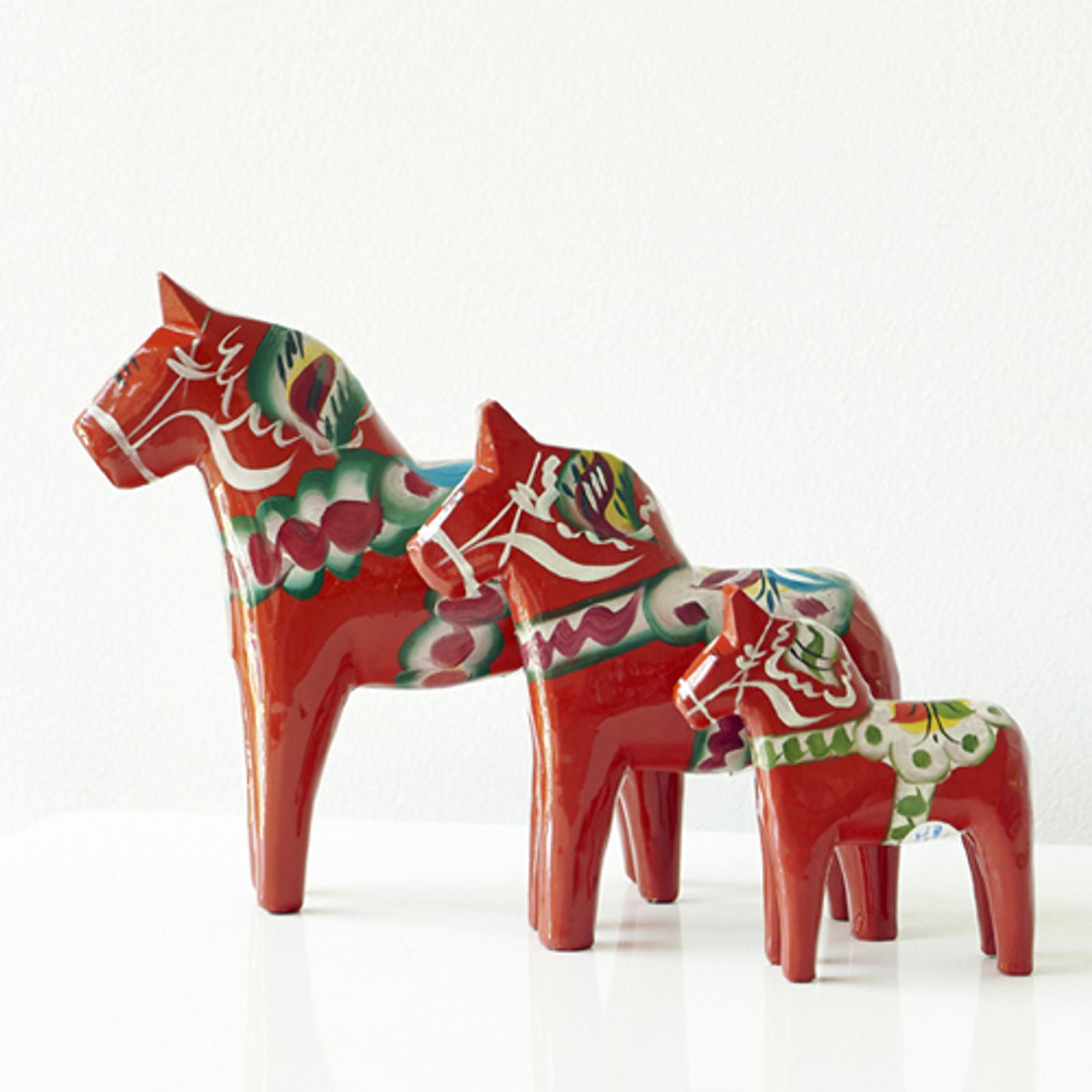 Dala Horse, 2-Inch