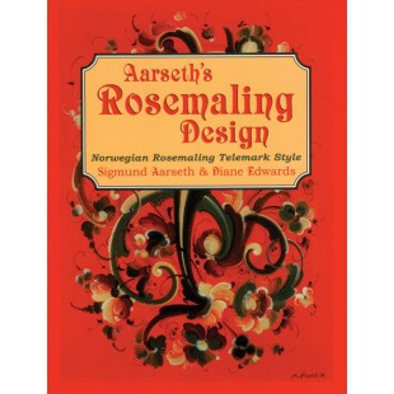 Aarseth's Rosemaling Design, Sigmund Aarseth