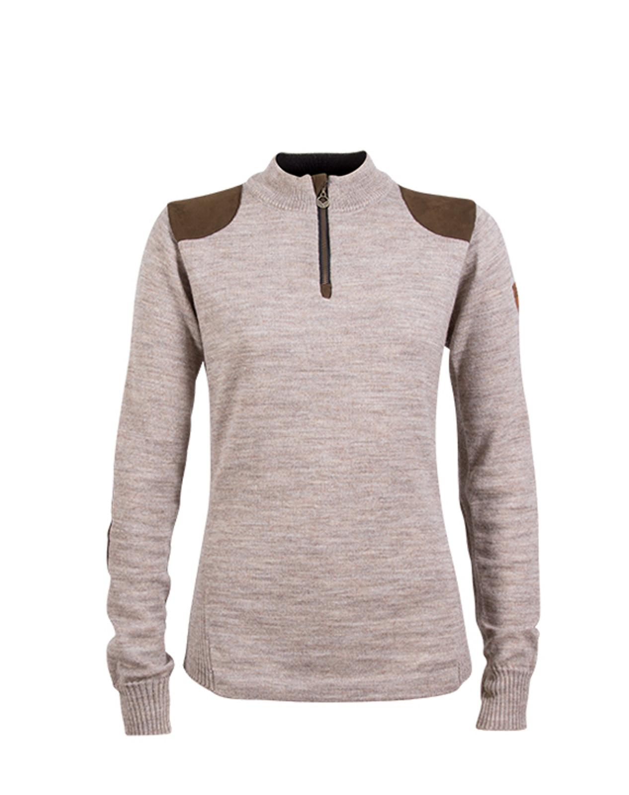Dale of Norway, Furu ladies sweater in Sand, 92471-P