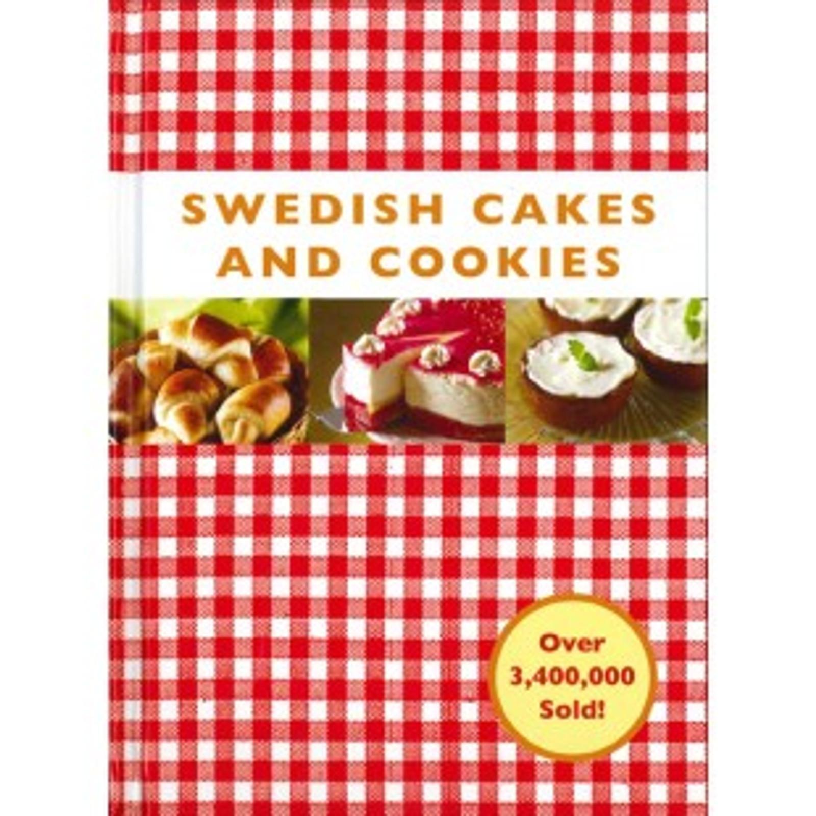 Swedish Cakes and Cookies, Birgitta Rasmussen