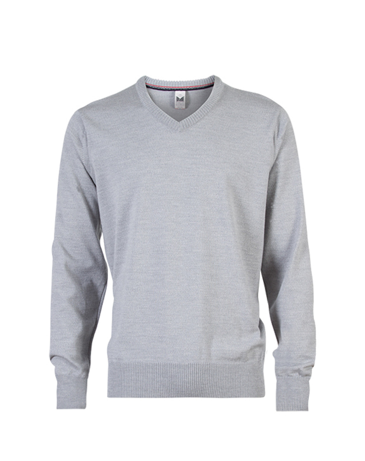 Dale of Norway, Harald Sweater, Mens, in Light Grey Melange, 92412-E