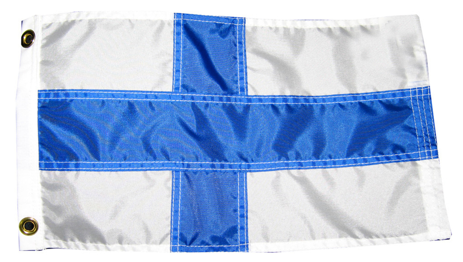 Finnish Boat Flag