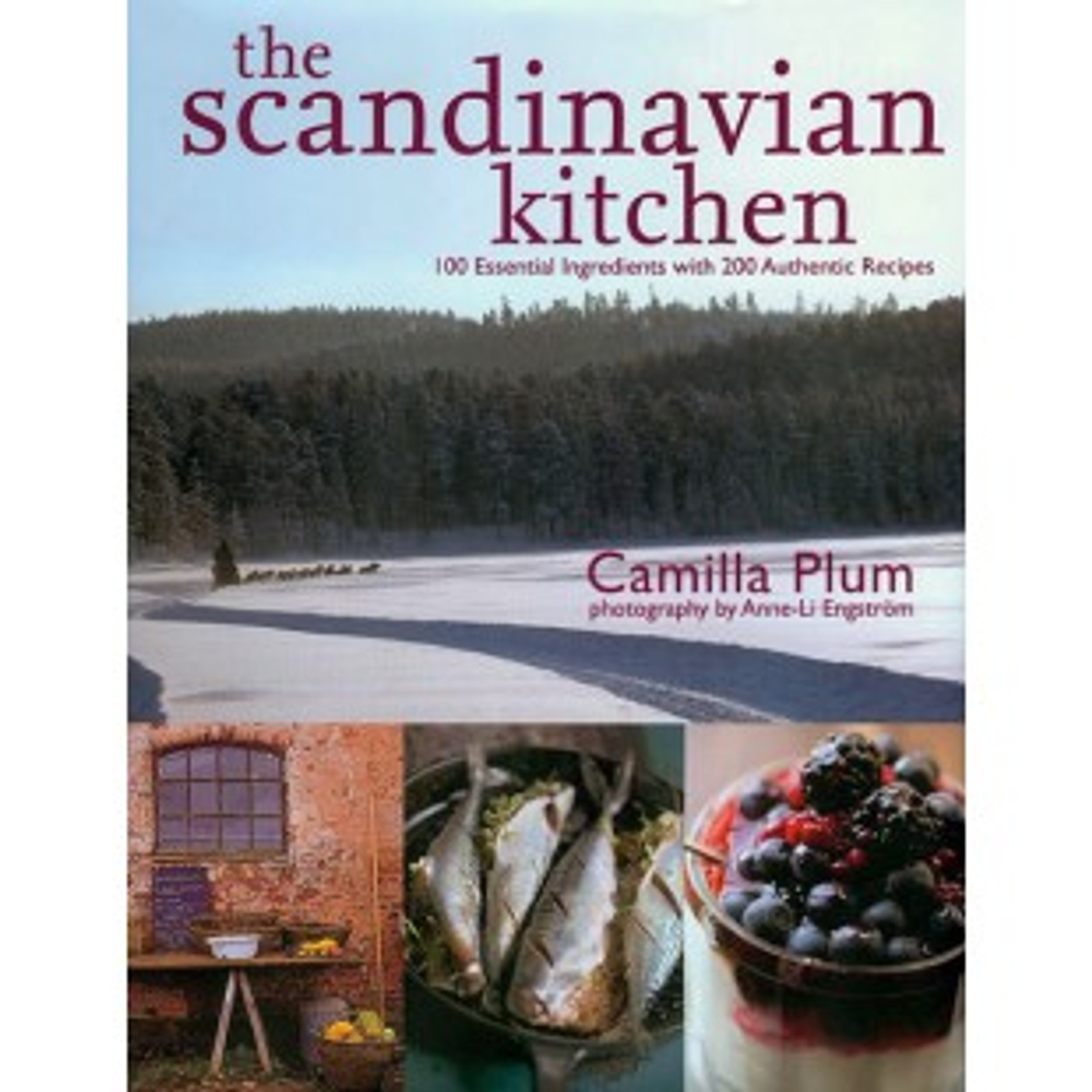 The Scandinavian Kitchen, Camilla Plum