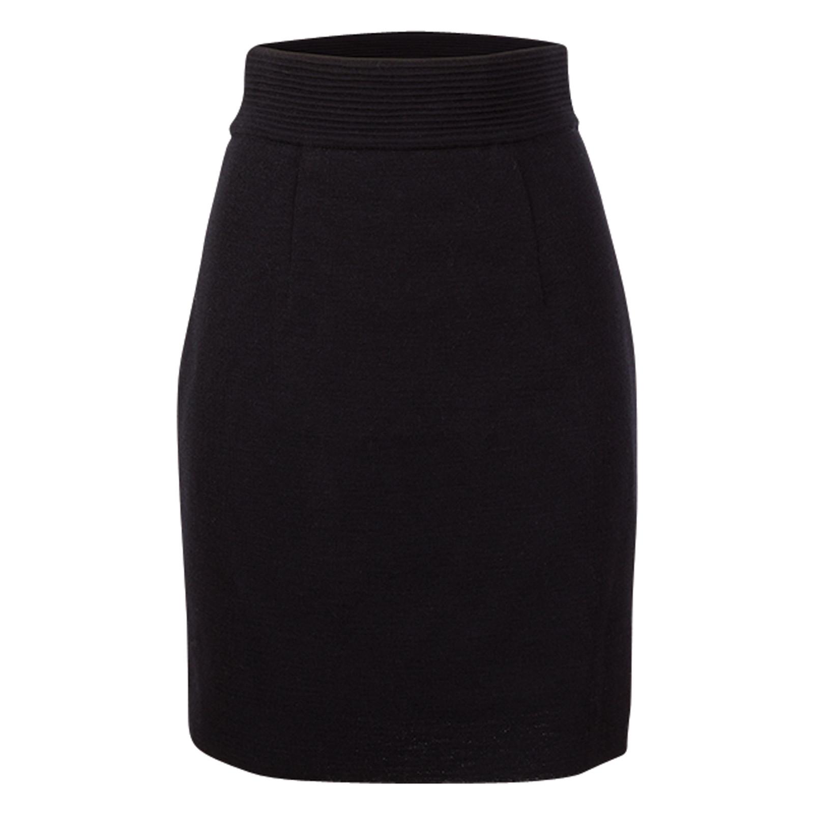 Dale of Norway Dale Skirt, Ladies - Black, 62001-F