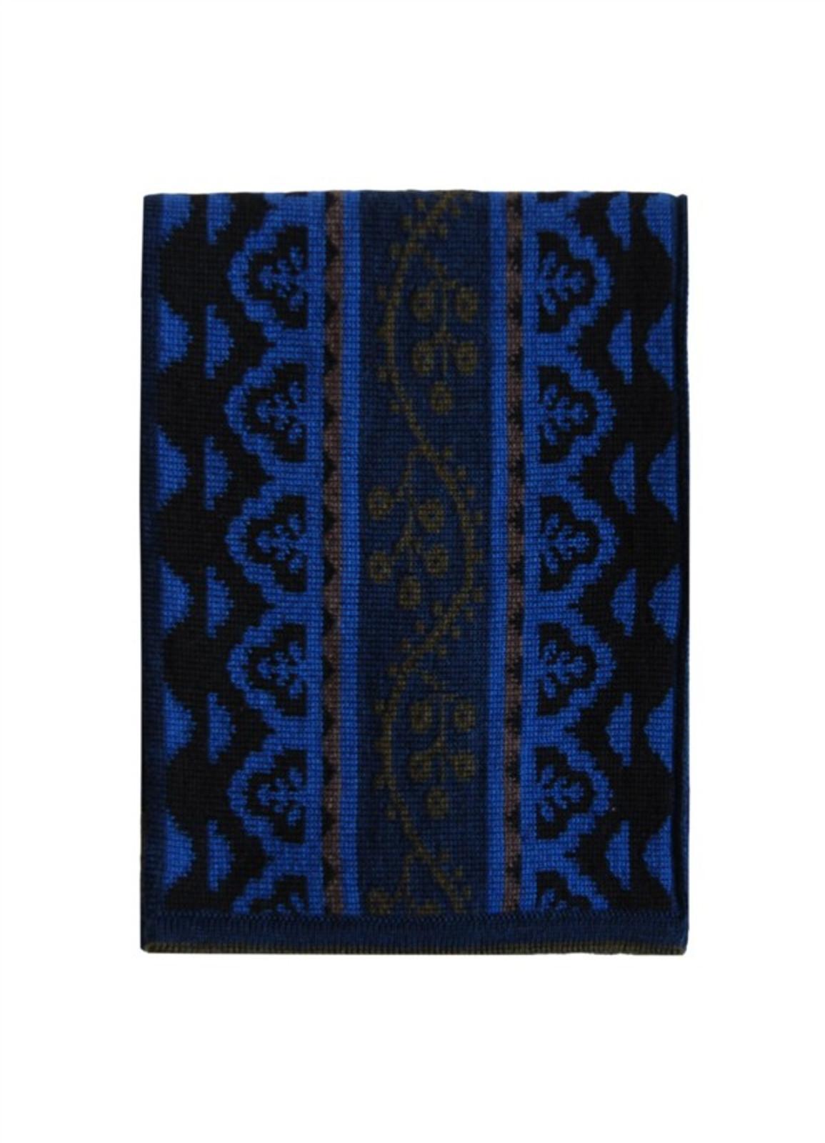 Oleana Scarf, 174W Blue