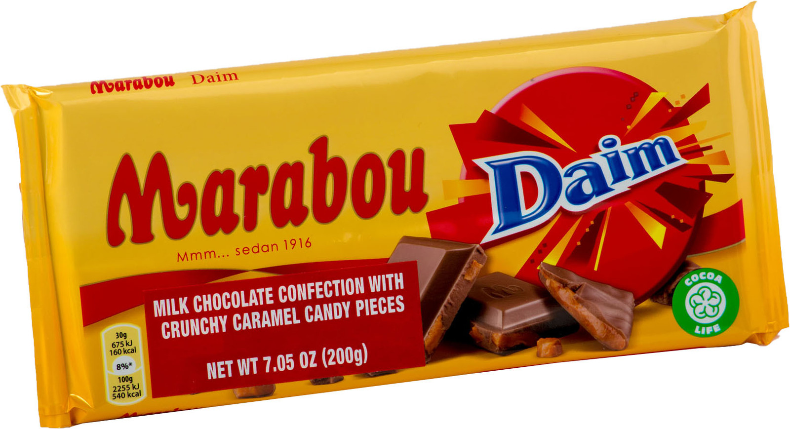 Marabou Milk Chocolate with Daim Bar